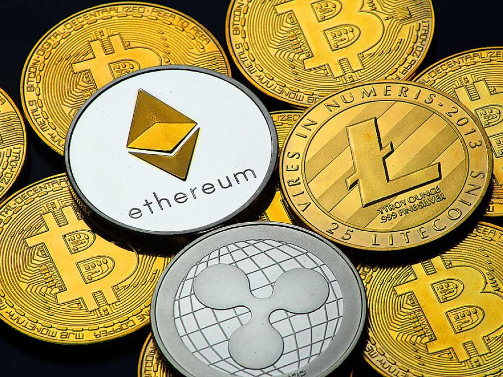 why are cryptocurrencies falling today